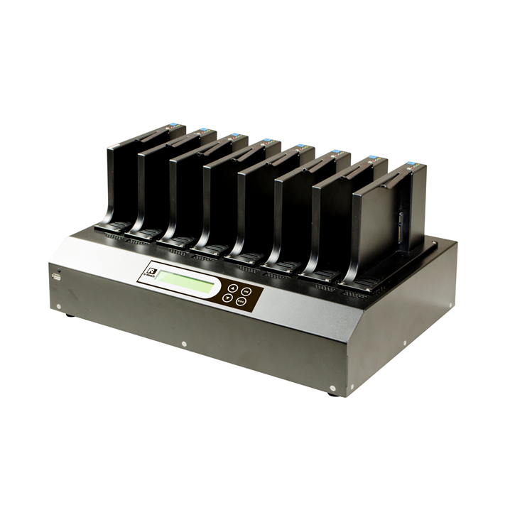 Hard Disk(HDD)/SSD Duplicator 1-7 (IT700-H)