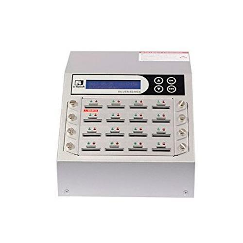 SD & MicroSD Duplicator and Sanitizer 1-15 (SD916S)