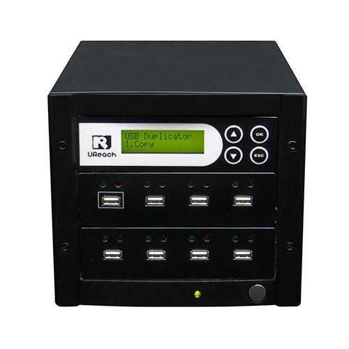 Super 8 Series USB Duplicator 1-7 (UB808T)